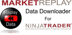 NinjaTrader Market Replay